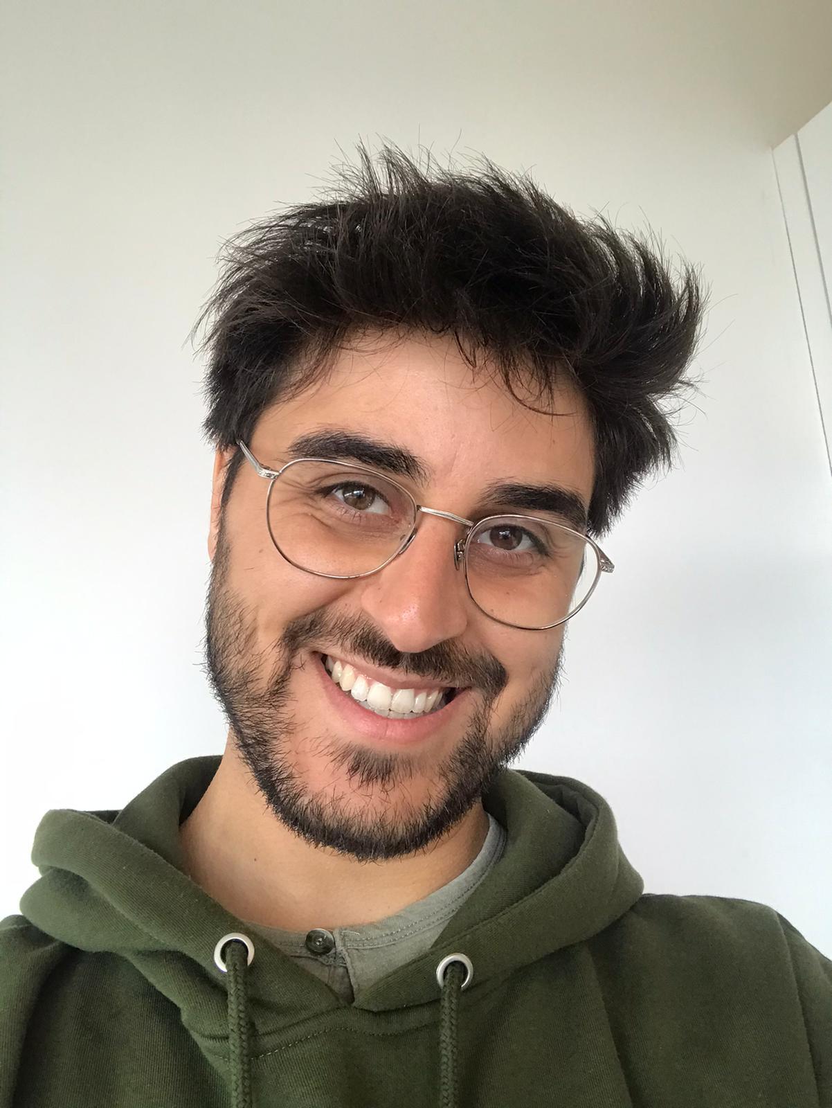 Amir Vahidi - Toen wij de tijd hadden